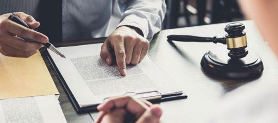 Les avantages d'être représenté par un cabinet d'avocat
